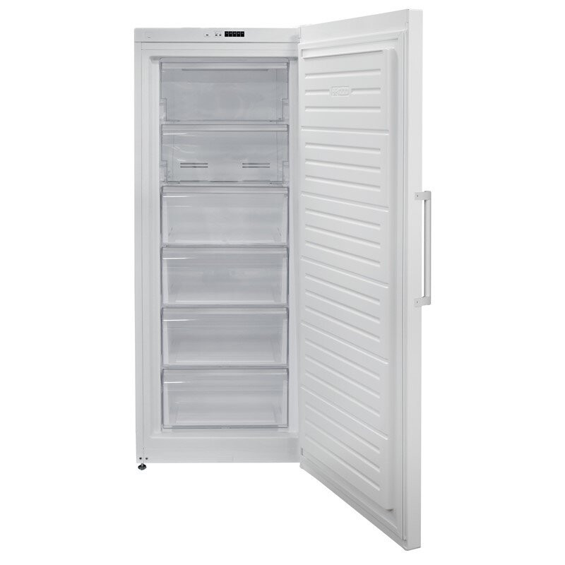 ETA Freezer ETA154890000F Energy efficiency class F, Upright, Free standing, Height 155.5 cm, Total net capacity 226 L, No Frost system, White
