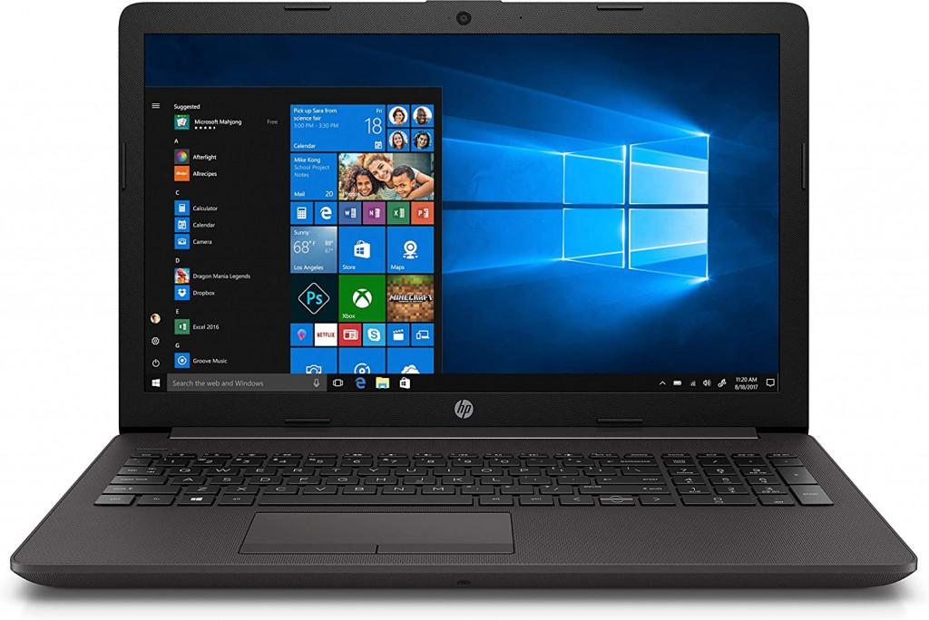 "HP 250 G7 Black, 15.6 "", Full HD, 1920 x 1080, Matt, Intel Core i3, i3-1005G1, 8 GB, DDR4, SSD 512 GB, Intel UHD, Windows 10 Home, 802.11ac, Bluetooth version 5.0, Keyboard language English, Warranty 24 month(s)"