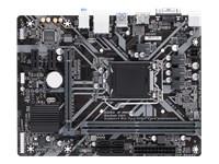 GIGABYTE H310M H 1.0 LGA1151 DDR4 4xSATA