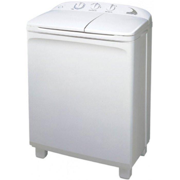 Winia Washing machine DW-K500CW D, Top loading, Washing capacity 3 kg, 400 RPM, Depth 40 cm, Width 69 cm, White