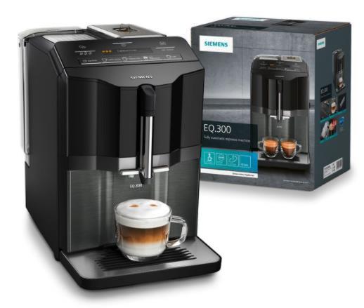 COFFEE MACHINE/TI355209RW SIEMENS