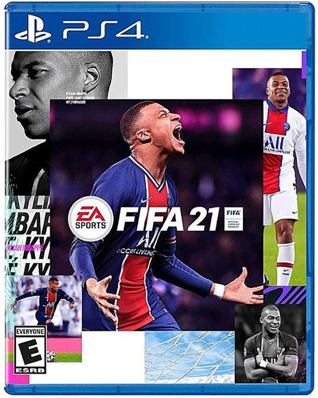 GAME FIFA 21//PS4 SONY
