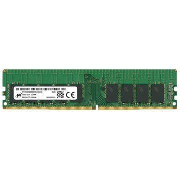 Server Memory Module|MICRON|DDR4|32GB|UDIMM/ECC|2666 MHz|CL 19|1.2 V|Chip Organization 4096Mx72|MTA18ASF4G72AZ-2G6B1