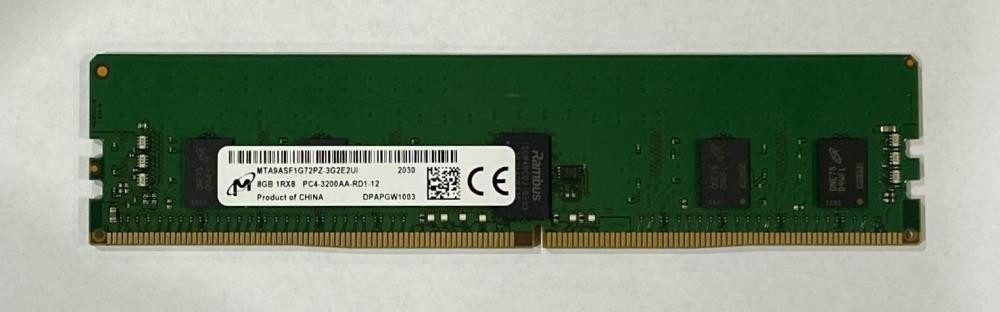 DELL AA799041 mälumoodul 8 GB DDR4 3200 MHz ECC
