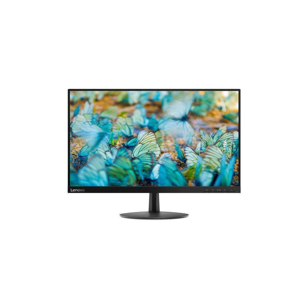 """Lenovo ThinkVision L24e 60,5 cm (23.8"""") 1920 x 1080 pikslit Full HD LED Must"""