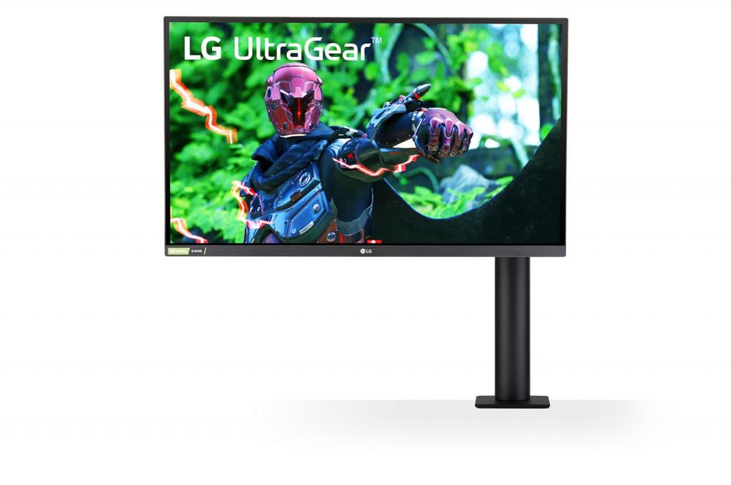"LG 27GN880 68,6 cm (27"") 2560 x 1440 pikslit Quad HD LED Must"