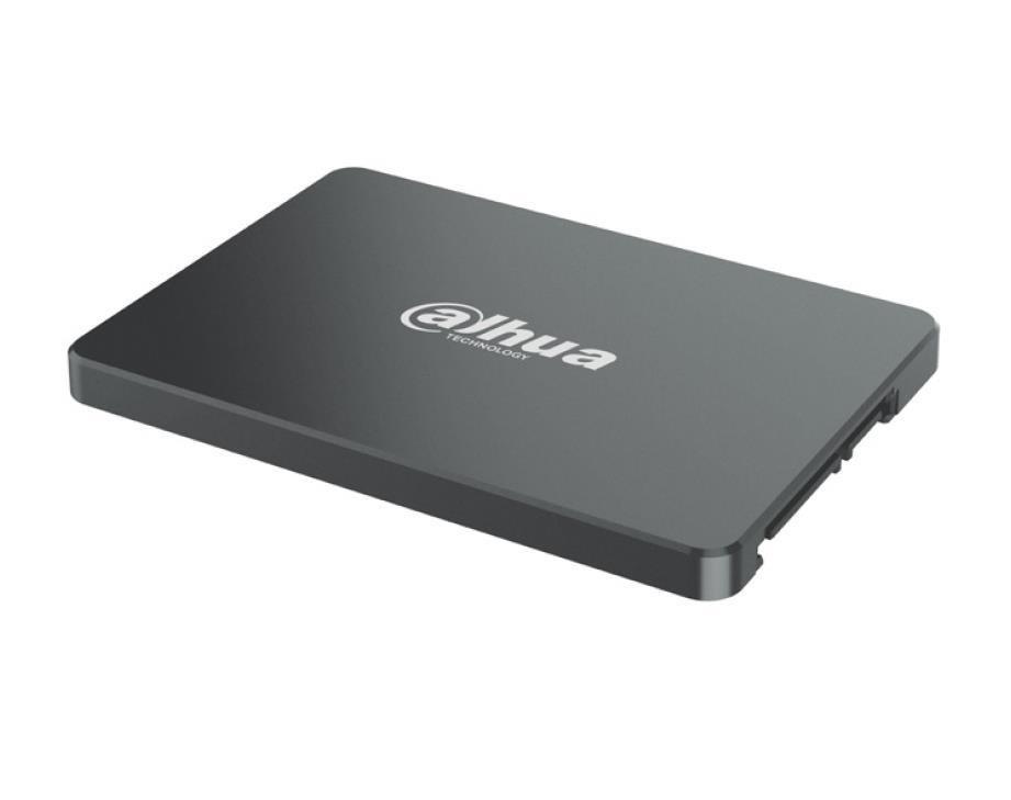 """SSD DAHUA DHI-SSD-C800A 240GB SATA 3.0 TLC Write speed 460 MBytes/sec Read speed 550 MBytes/sec 2,5"""" MTBF 1500000 hours SSD-C800AS240G"""