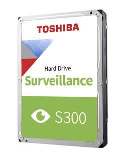 """Toshiba S300 Surveillance 3.5"""" 1000 GB Jada ATA III"""