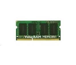 Kingston Technology ValueRAM KVR13S9S6/2 mälumoodul 2 GB DDR3 1333 MHz