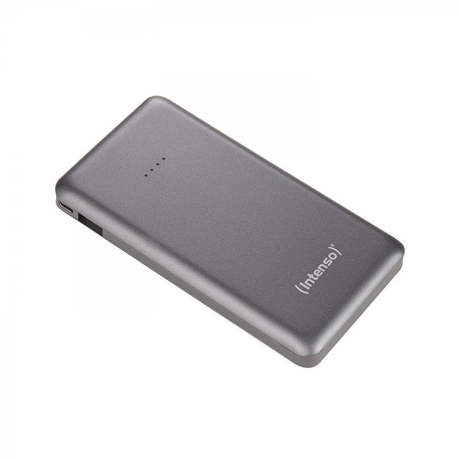 POWER BANK USB 10000MAH/GREY 7332534 INTENSO