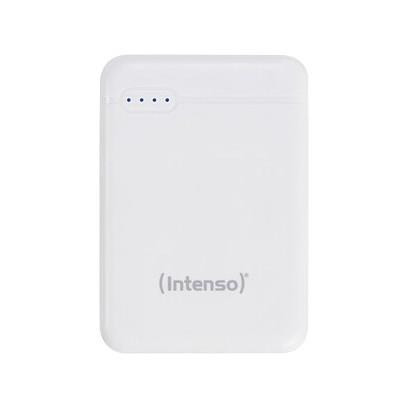 POWER BANK USB 5000MAH/WHITE 7313522 INTENSO