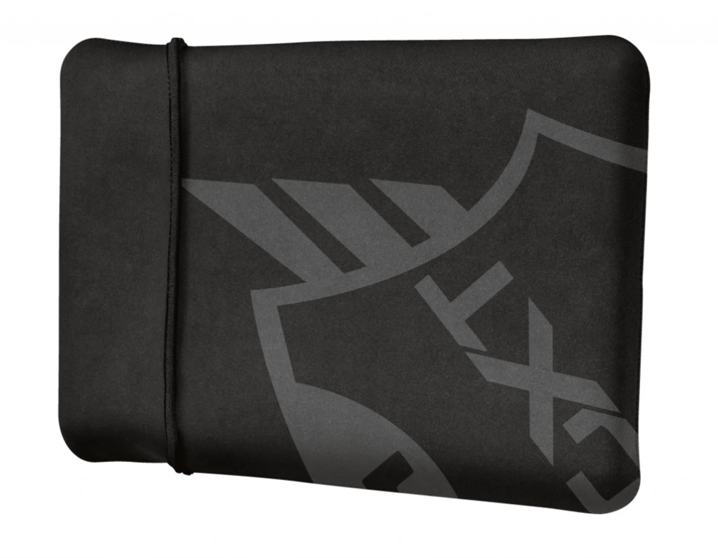 "Trust GXT 1244 sülearvutikott 43,9 cm (17.3"") Varrukaümbris Must, Hall"