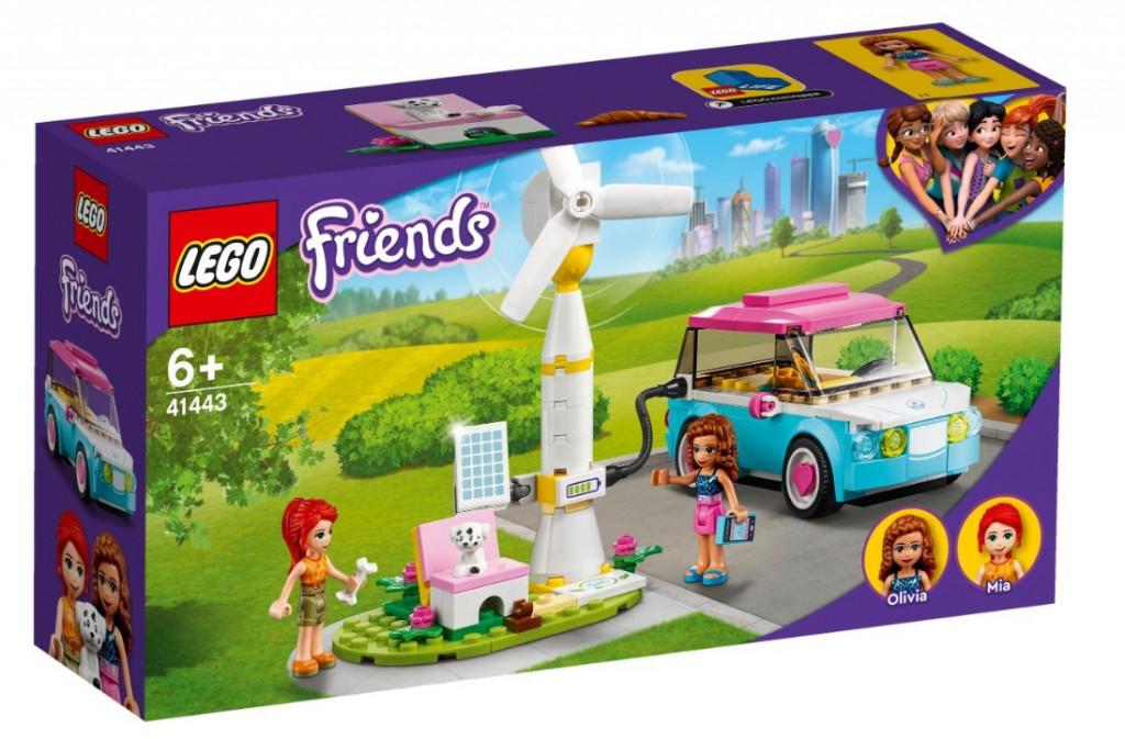 Friends Olivia`s Electric Car 41443