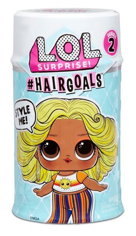 L.O.L. Surprise Hairgoal s