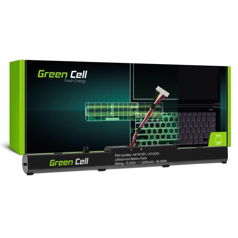 Battery Asus ROG GL752 15V 3,2Ah