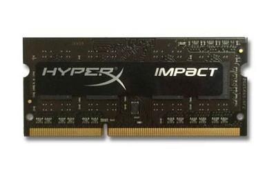 HyperX 4GB DDR3-1600 mälumoodul 1 x 4 GB 1600 MHz