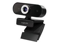 LOGILINK UA0371 Pro full HD USB webcam