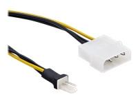 QOLTEC 53061 Jahutusventilaatori adapter