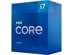 CPU|INTEL|Desktop|Core i7|i7-11700KF|3600 MHz|Cores 8|16MB|Socket LGA1200|125 Watts|BOX|BX8070811700KFSRKNN