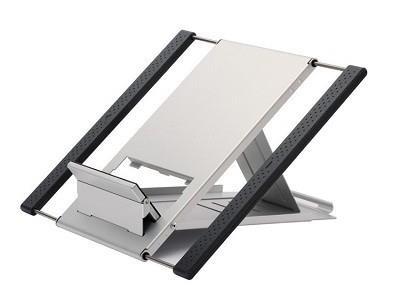 """Newstar NSLS100 sülearvuti raam & alus 55,9 cm (22"""") Hõbe"""