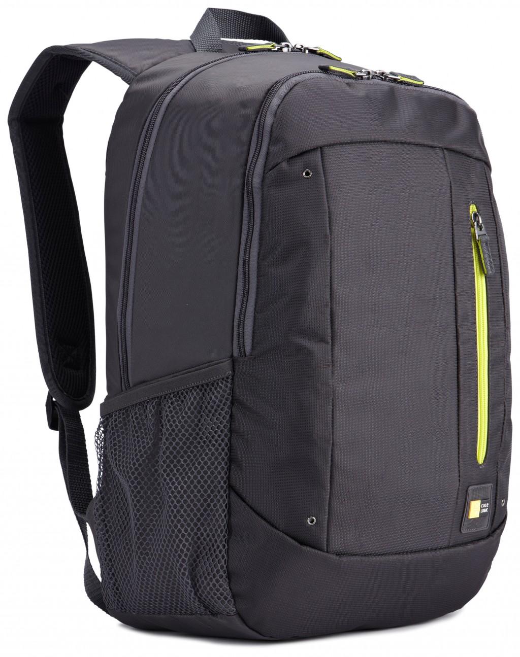"Case Logic Jaunt Fits up to size 15.6 "", Grey, Backpack"