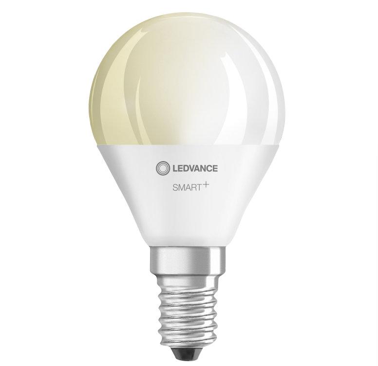 Ledvance SMART+ WiFi Classic Mini Bulb Dimmable Warm White 40 5W 2700K E14, 3pcs pack