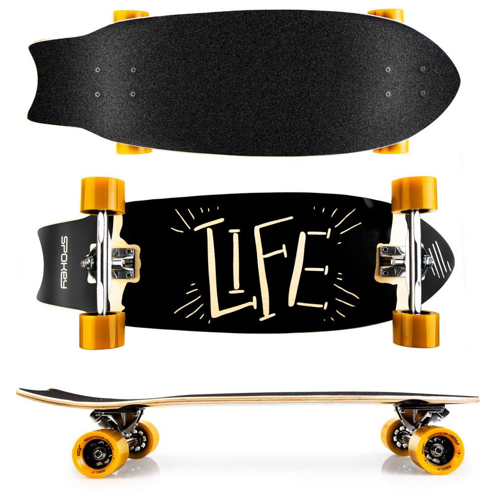 Spokey Skateboard LIFE