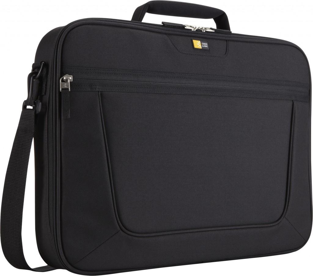 """Case Logic VNCI217 Fits up to size 17.3 """", Black, Messenger - Briefcase, Shoulder strap"""