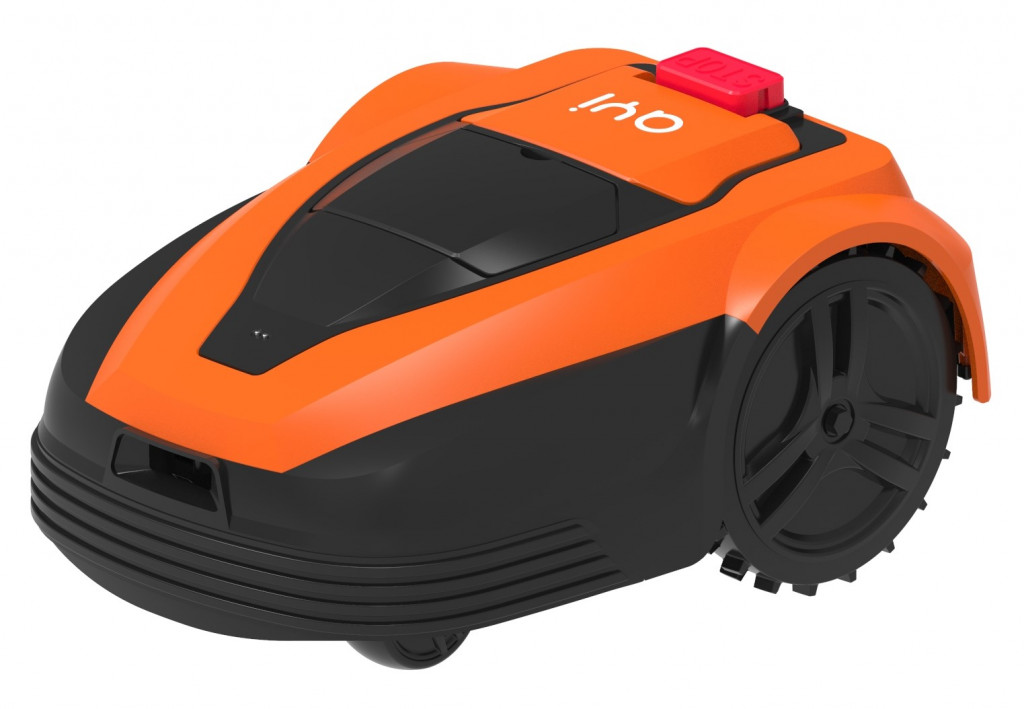 AYI Robot Lawn Mower A1 600i Mowing Area 600 m², WiFi APP Yes (Android; iOs), Working time 70 min, Brushless Motor, Maximum Incline 37 %, Speed 22 m/min, Waterproof IPX4, 65 dB