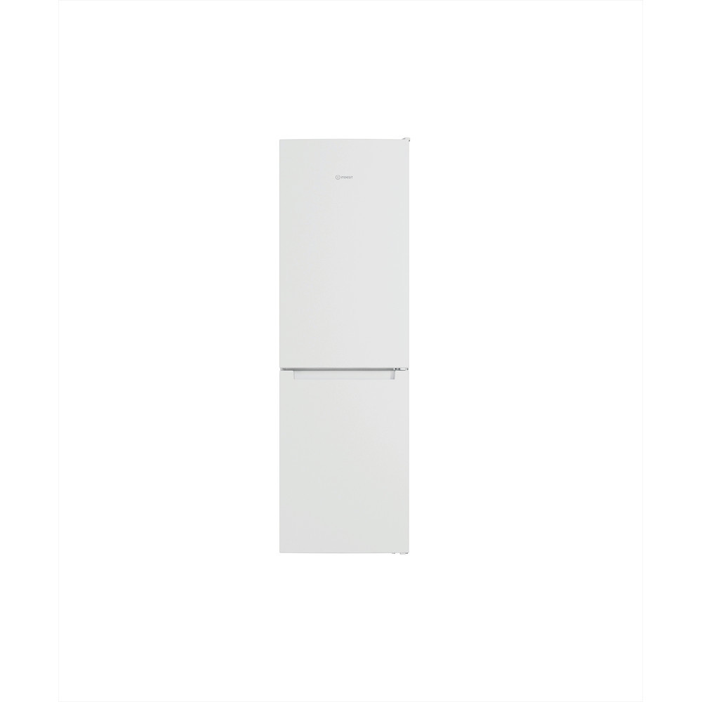 INDESIT Refrigerator INFC8 TI21W Energy efficiency class F, Free standing, Combi, Height 191.2 cm, No Frost system, Fridge net capacity 231 L, Freezer net capacity 104 L, 40 dB, White