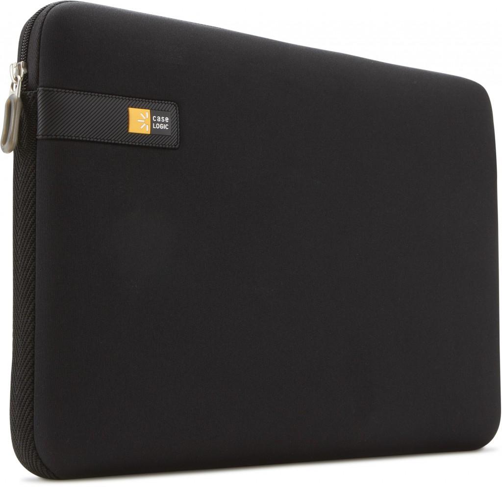 """Case Logic LAPS113K Fits up to size 13.3 """", Black, Sleeve"""
