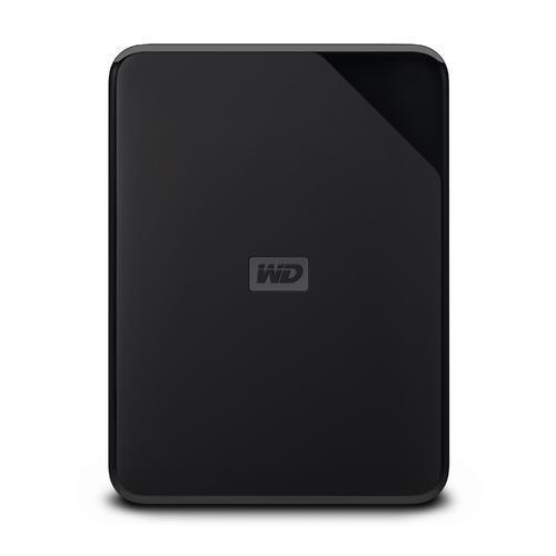 External HDD|WESTERN DIGITAL|Elements Portable SE|2TB|USB 3.0|Colour Black|WDBEPK0020BBK-WESN