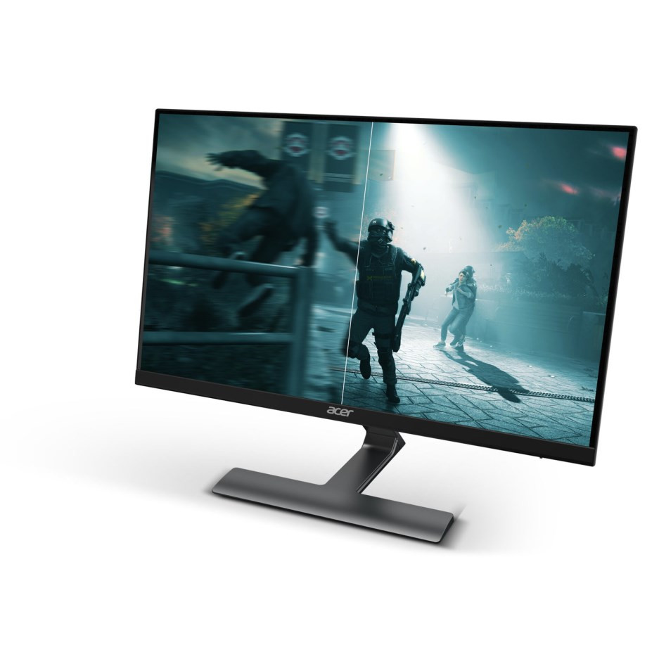 "Acer Monitor RG240Ybmiix 23.8 "", IPS, FHD, 1920 x 1080 pixels, 16:9, 1 ms, 250 cd/m², Black, HDMI ports quantity 1"