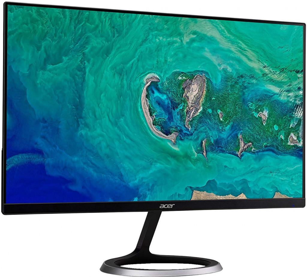 "Acer Monitor  ED246Ybix 23.8 "", FHD, 1920 x 1080 pixels, 16:9, 4 ms, 250 cd/m², Black, HDMI ports quantity 1"
