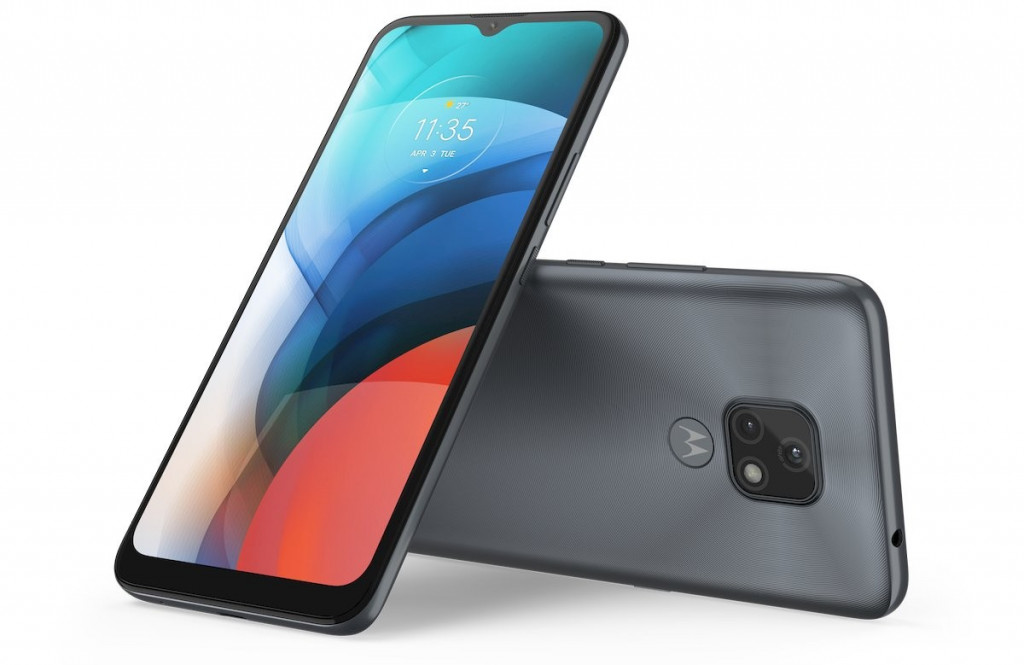 "Motorola Moto E7 Grey, 6.5 "", IPS LCD, 720 x 1600 pixels, MediaTek Helio G25, Internal RAM 2 GB, 32 GB, microSDXC, Dual SIM, Nano-SIM, 3G, 4G, Main camera 48+2 MP, Secondary camera 5 MP, Android, 10.0, 4000 mAh"