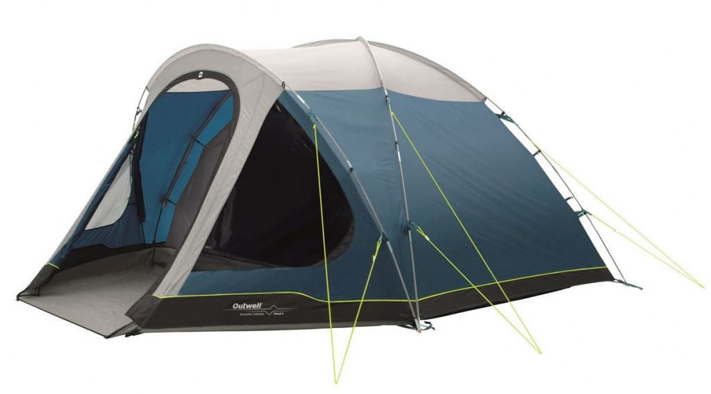 Outwell Tent Cloud 5 5 person(s), Blue