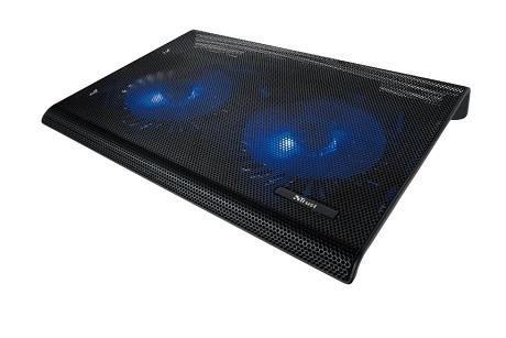 """Trust 20104 jahutusalus sülearvutile 43,9 cm (17.3"""") Must"""