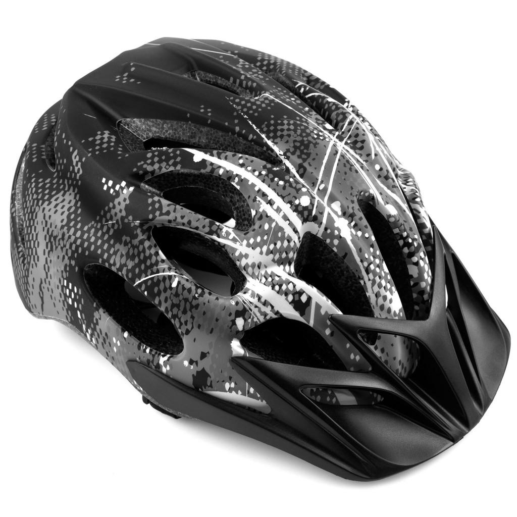 Spokey Bicycle helmet CHECKPOINT, 58-61 cm