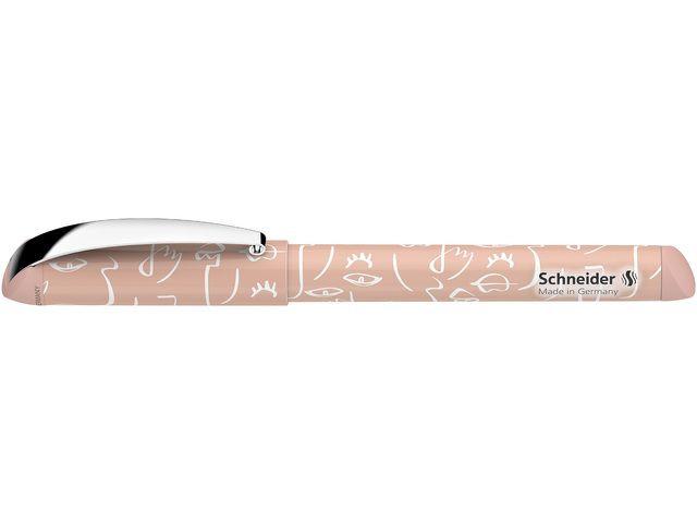 Sulepea SCHNEIDER GLAM, 0,7mm, roosa  korpus, sinine tint
