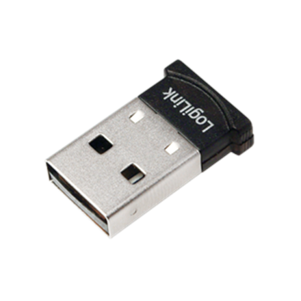 Logilink Logilink BT0037, Bluetooth V 4.0 EDR class 1 USB micro adapter