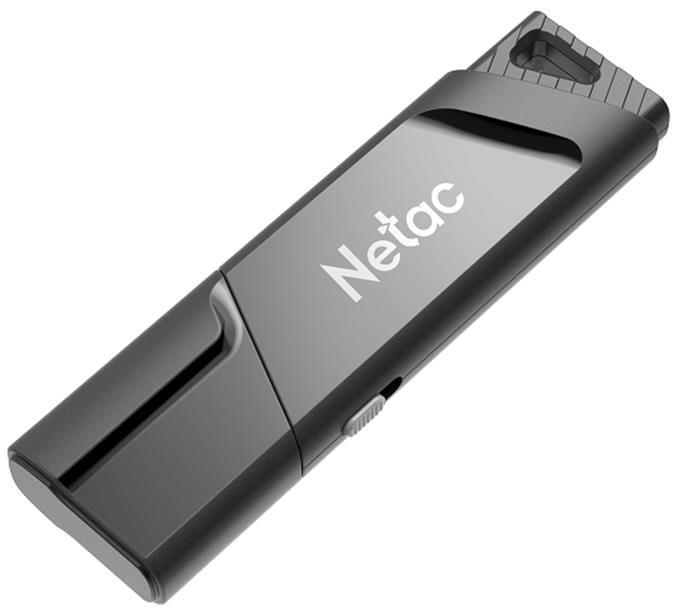 MEMORY DRIVE FLASH USB3 16GB/NT03U336S-016G-30BK NETAC