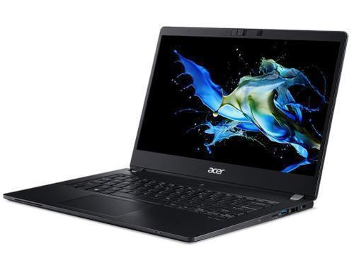 "Notebook ACER TravelMate TMP614-51-G2-562H CPU i5-10210U 1600 MHz 14"" 1920x1080 RAM 8GB DDR4 SSD 256GB Intel UHD Graphics Integrated ENG Smart Card Reader Windows 10 Home Black 1.16 kg NX.VMPEL.004"