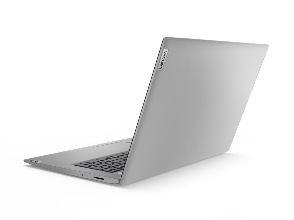 "Notebook|LENOVO|IdeaPad|3 17ADA05|CPU 3500U|2100 MHz|17.3""|1600X900|RAM 8GB|DDR4|2400 MHz|SSD 256GB|AMD Radeon Vega 8 Graphics|Integrated|ENG|DOS|Platinum Grey|2.2 kg|81W20069PB"