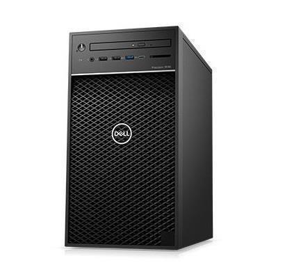 PC DELL Precision 3640 Business Tower CPU Core i5 i5-10600 3300 MHz RAM 8GB DDR4 3200 MHz SSD 256GB Graphics card Nvidia Quadro P620 2GB Windows 10 Pro 210-AWEJ_273572808