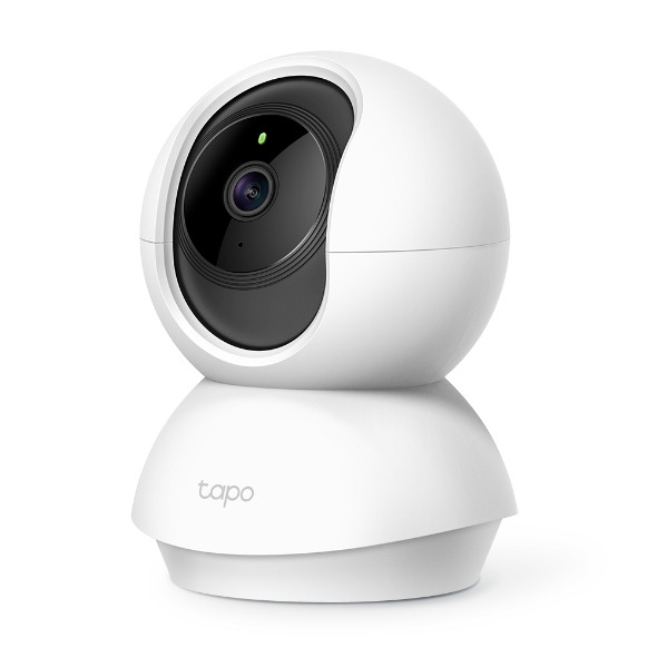 TP-LINK Pan/Tilt Home Security Wi-Fi Camera Tapo C210 3 MP, 4mm/F/2.4, Privacy Mode, Sound and Light Alarm, Motion Detection and Notifications, Night Vision, H.264, Micro SD, Max. 256 GB