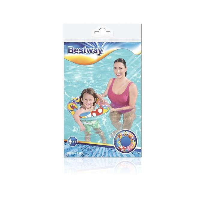 BESTWAY Swimming wheel 56 cm