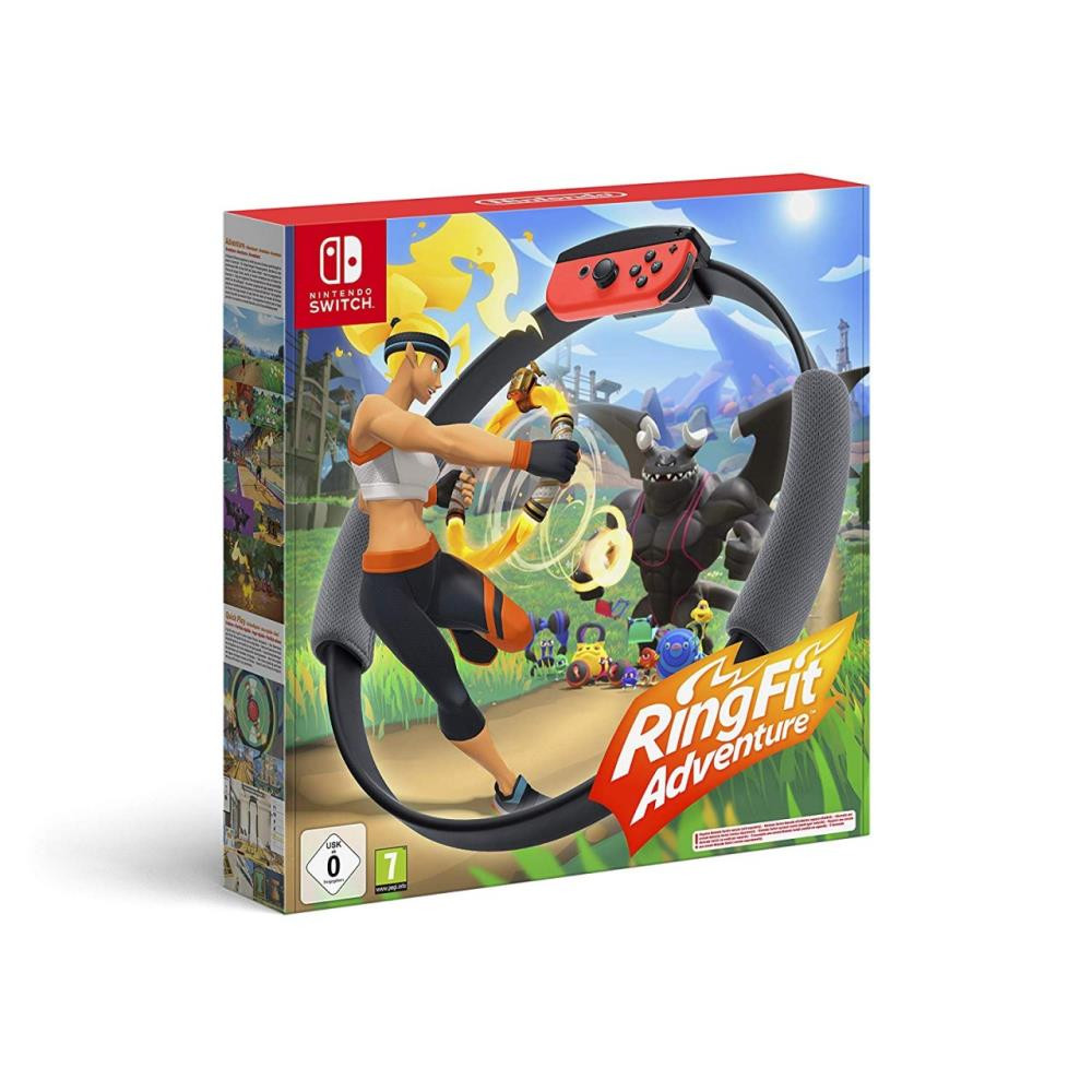 CONSOLE ACC RING FIT/ADVENTURE 10003225 NINTENDO