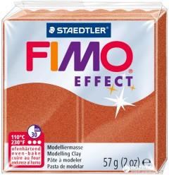 Plastiliin FIMO EFFECT, 57 g, copper