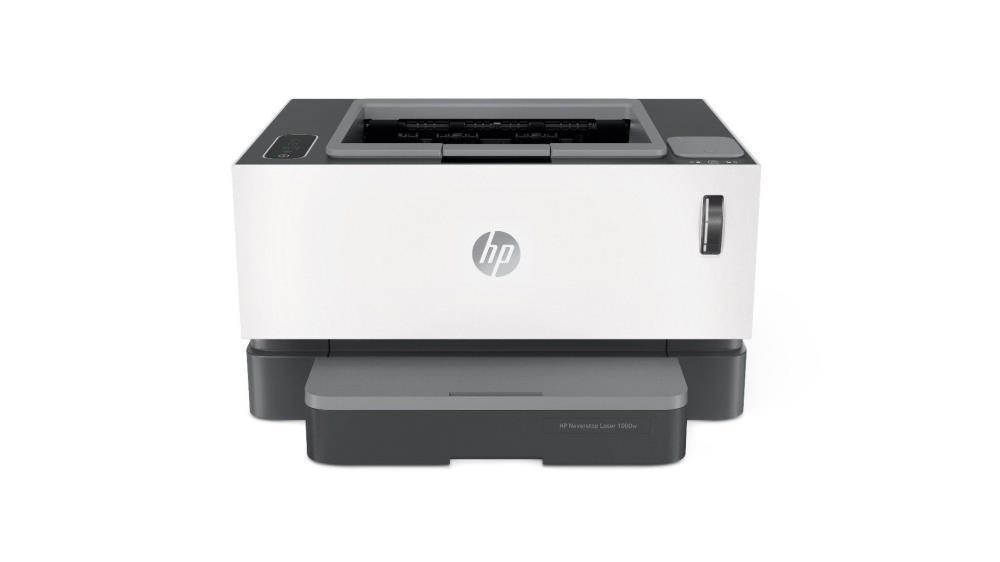 Laser Printer|HP|Neverstop Laser 1000w|USB|WiFi|4RY23A
