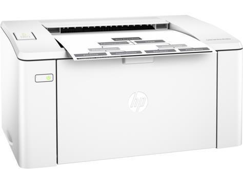 Laser Printer HP LaserJet Pro M102a USB 2.0 G3Q34A
